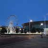 Liverpool Echo Arena and the Wheel of Liverpool