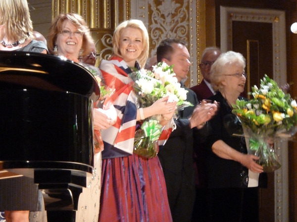 Diamond Jubilee Concert: Rotary Club Unites  St George's Hall Liverpool