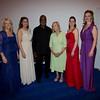 Kathryn Rudge, Elizabeth Karani, Sir Willard White, Katharine, Duchess of Kent, Jennifer Rust, Helen Sherman  Photo:  Jon Super