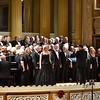 Concert to Commemorate the Battle of the Somme at the Concert Room, St George's Hall, Liverpool with the Fron Male Voice and Mersey Wave Choirs.