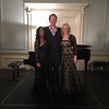 English National Opera concert with Duncan Rock and Caroline Jaya-Ratnam, Kensington London