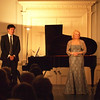 Song Recital with James Baillieu, Kensington London
