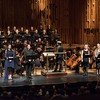 Bellini's Adelson e Salvini performance for Opera Rara with the BBC Philharmonic Orchestra at the Barbican Centre.