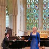 English Music Festival Recital with James Baillieu, Dorchester Cathedral, May 2016