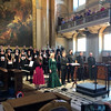 Kathryn's BBC Proms debut August 2016 singing Rossini's Petite Messe Solenneles in the old Royal Naval Chapel in Greenwich with the BBC Singers, Conductor David Hill, Soprano Elizabeth Watts, Peter Auty tenor James Platt bass, Richard Pearce harmonium and Iain Farrington piano