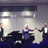 Joyce and Michael Kennedy Strauss Prize Concert; with Chris Glynn and Roderick Williams,  June 2016