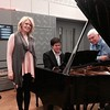 """BBC Radio 3 """"In Tune"""" with pianist James Baillieu and Sean Rafferty"""